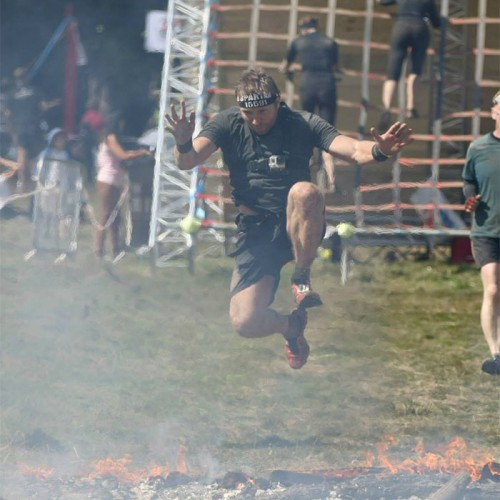 My Spartan Race - Without Back Pain