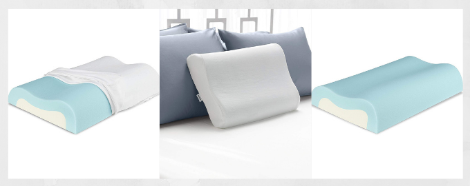 Cervical Support Pillow for Sleeping