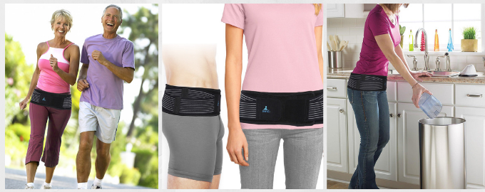Sacroiliac Belt for SI Joint Pain Sportuli