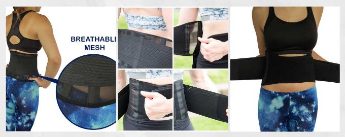 ComfyMed® Breathable Mesh Back Brace